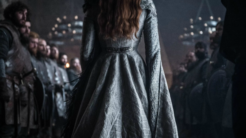 There's A Hidden Meaning Behind Sansa's Coronation Dress In Game Of Thrones