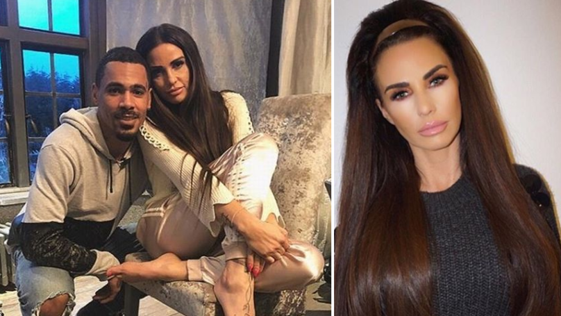 Katie Price Is Now Rumoured To Be After A Relationship With MC Harvey