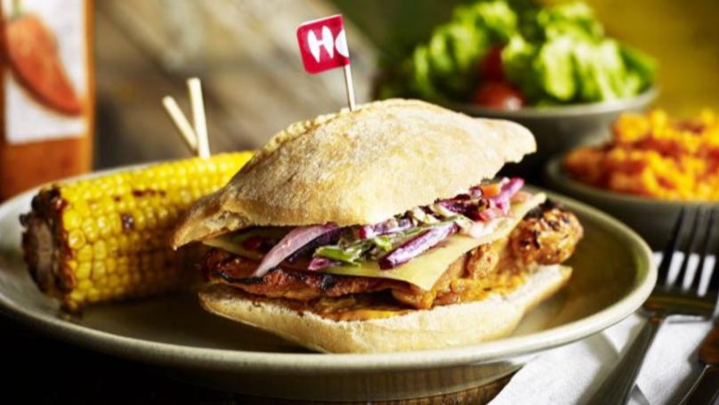 Nando's Is Finally Bringing Back The Churrasco Burger