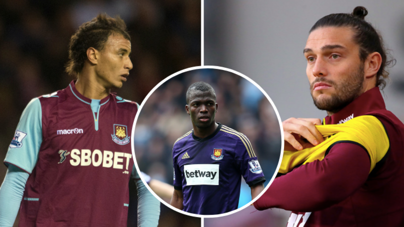 West Ham Have Signed 38 Strikers Since 2010 And They've Only Scored 203 Goals In 957 Games