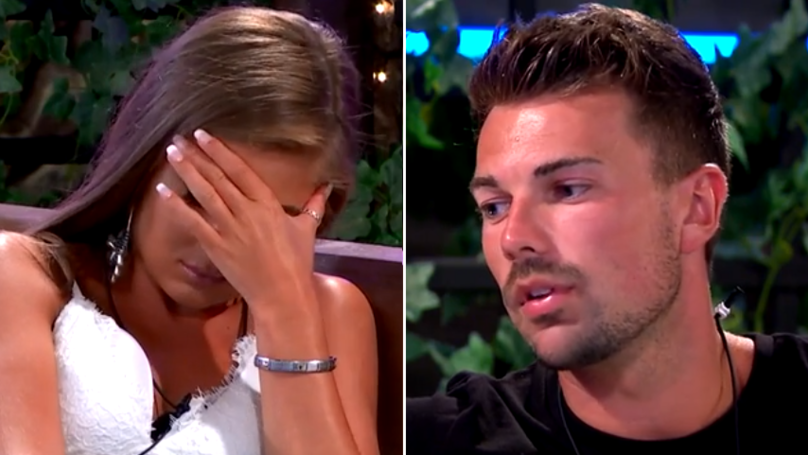 Love Island 2018: First Look Shows Georgia Steel And Sam Bird Face Difficult Recoupling Decision