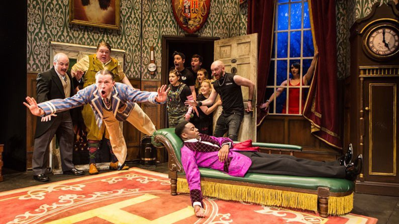 'The Play That Goes Wrong' Set For Six-Part BBC Series