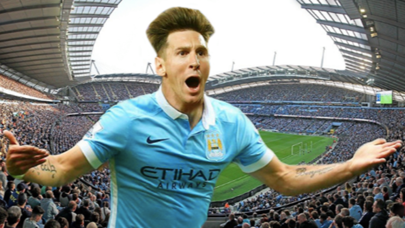 Manchester City's Huge Offer For Lionel Messi In 2017 Revealed
