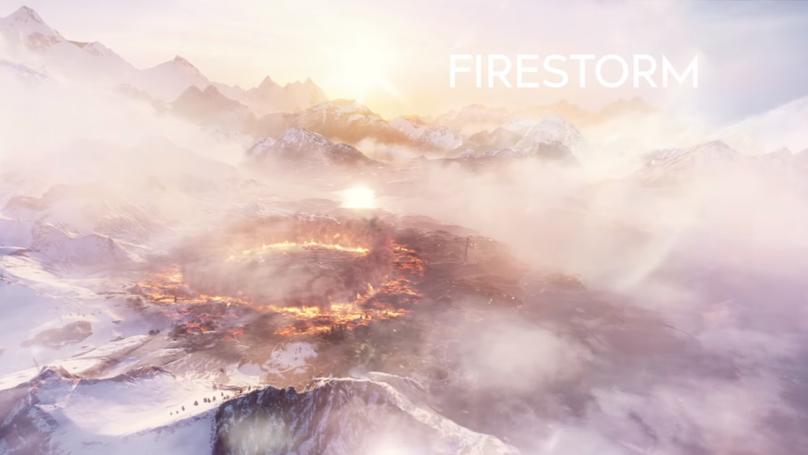 Battlefield 5's New Battle Royale Mode Named As Firestorm, New Trailer Released
