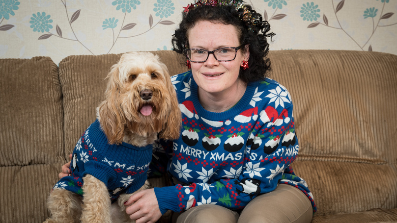 ​Mum Spends £1,000 On Christmas Presents... For Her Dog
