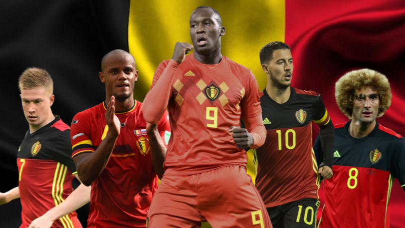 Belgium's World Cup Squad Is Stacked With Talent, But No Room For Radja Nainggolan