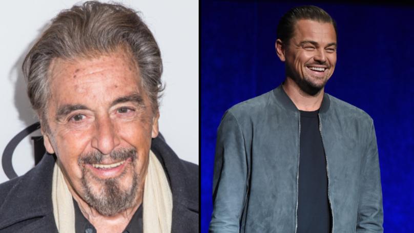Al Pacino Is Joining Leonardo DiCaprio For New Tarantino Film