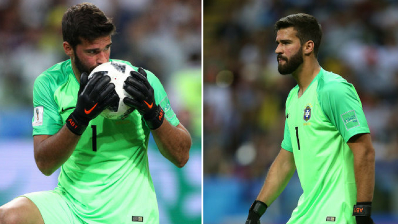 Liverpool Reportedly In Talks To Sign Alisson From AS Roma
