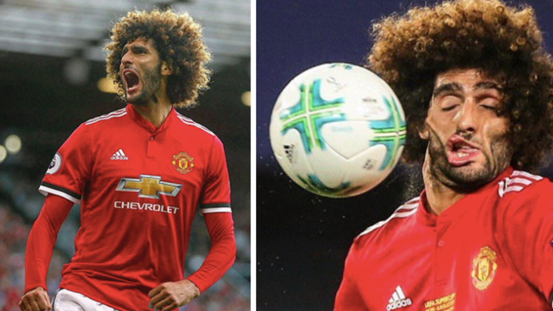 BREAKING: Marouane Fellaini Has Signed A New 2-Year Contract With Manchester United
