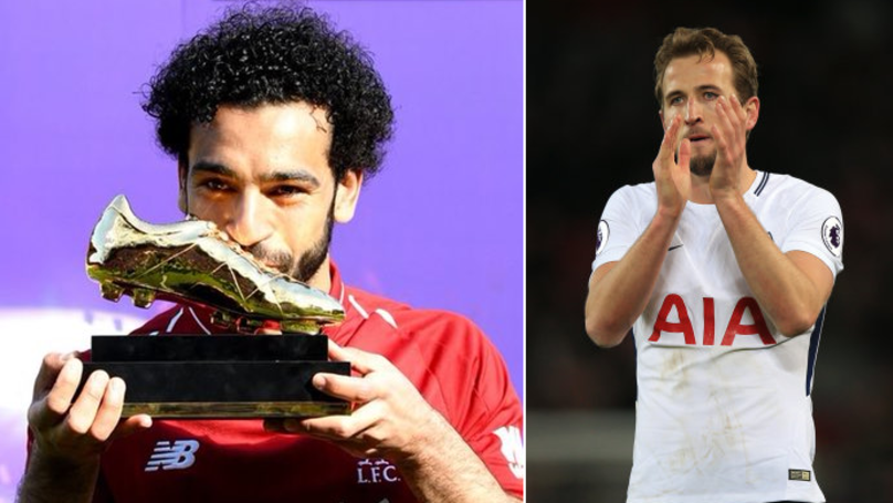 Harry Kane Reacts To Mohamed Salah Winning Golden Boot In Very, Very Classy Way