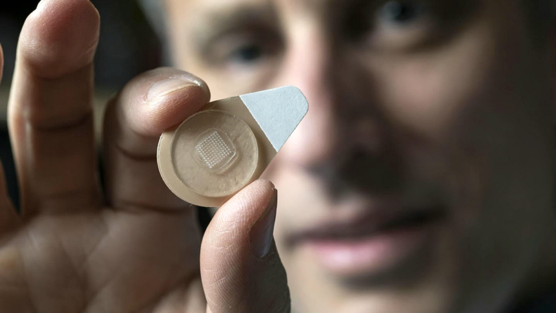 New Six-Month Microneedle Skin Patch Could Replace The Pill