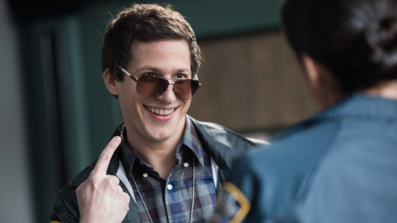 Andy Samberg Posts Heart Warming Message After 'Brooklyn Nine-Nine' Got Renewed