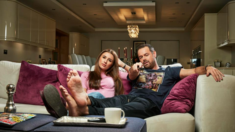 Danny Dyer Was Hilarious On 'Celebrity Gogglebox' With Daughter Dani