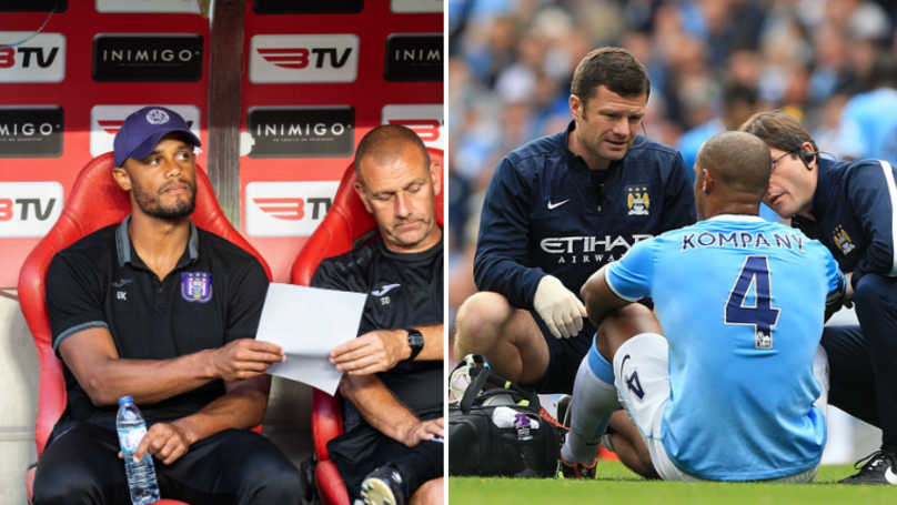 Vincent Kompany Could Miss Out On His Own Testimonial After Latest Setback