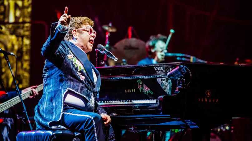 Elton John Adds Six More Dates To His Choc-Full Australian Tour