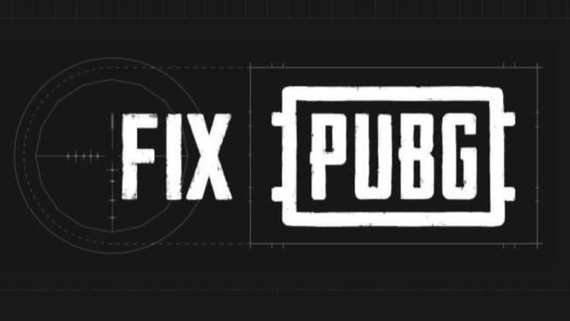 PUBG Proudly Announces 'Fix PUBG' Campaign, Leaving Some Players Confused