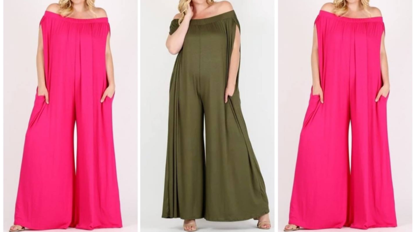 People Are Confused By This Jumpsuit That Looks Like A Giant Pair Of Trousers