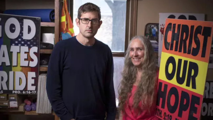 Louis Theroux Meets Ex-British Postman In New Wesboro Baptist Church Documentary
