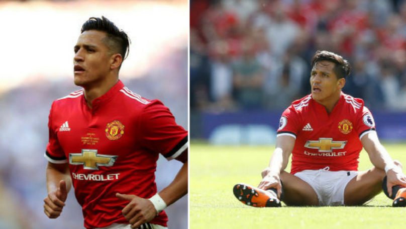 Sanchez Admits He Is Struggling At Man United