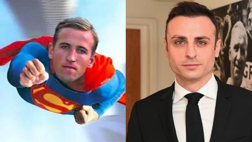 Harry Kane Is Fine - But He's Not Superman Says Berbatov