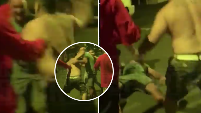 UFC Fall of Famer BJ Penn Knocked Out Cold In One Of Two Bar Fights In Hawaii