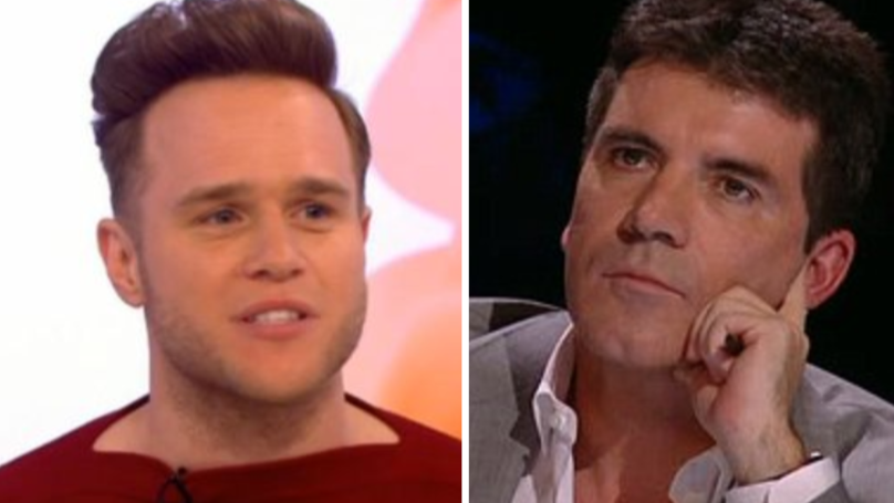 Olly Murs 'Exposes' Simon Cowell In Scathing Interview