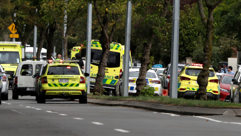 'Multiple Fatalities' Have Been Confirmed In The New Zealand Mosque Attack
