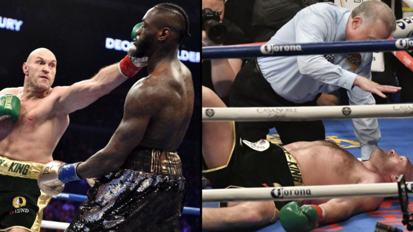 Tyson Fury And Deontay Wilder Draw World Heavyweight Title Fight In Los Angeles