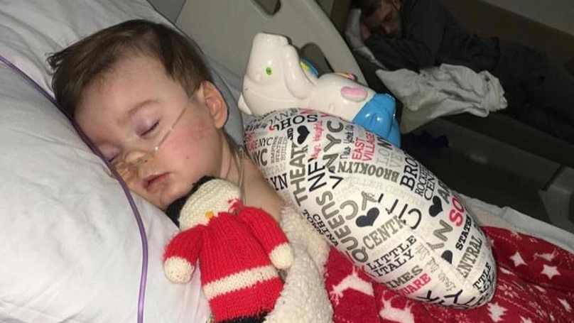 Alfie Evans Has Passed Away