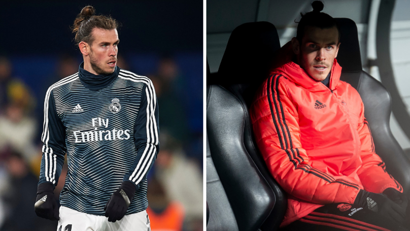 Gareth Bale's Future At Real Madrid In Doubt After April 1st