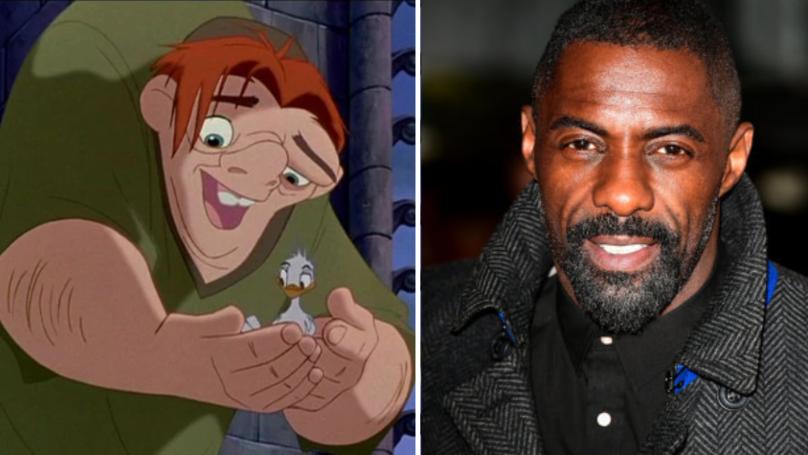Idris Elba 'To Play Quasimodo In Netflix's Hunchback Of Notre-Dame'
