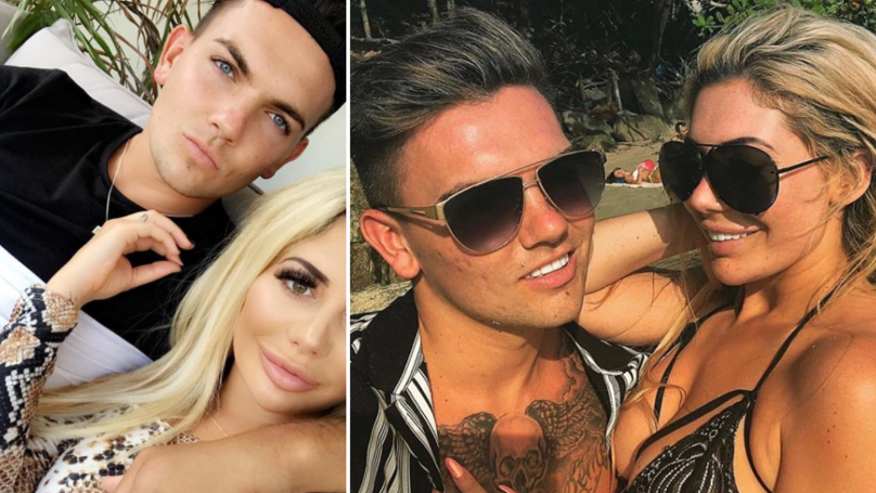 Chloe Ferry And Sam Gowland Get Each Other's Names Tattooed On Them