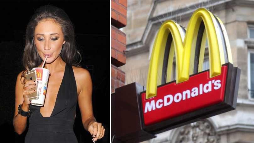 McDonald's Is Banning All Plastic Straws From UK and Ireland Restaurants