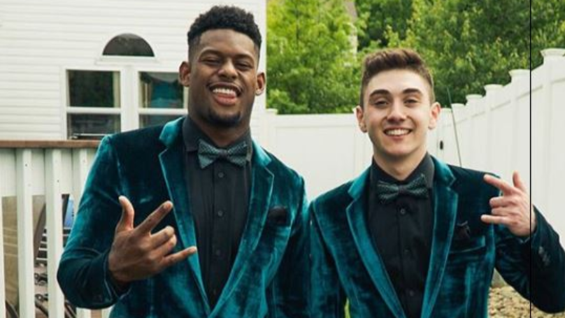 Pittsburgh Steelers Star Attends Prom With Teen Because 'Why Not'