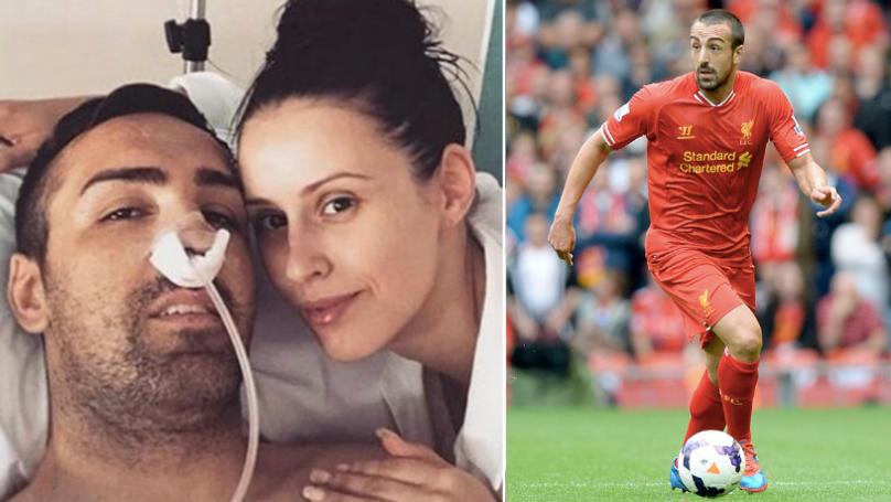 Former Premier League Defender Jose Enrique Reveals Rare Brain Tumour Battle
