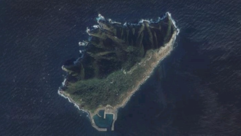 This Japanese Island Only Allows Men, Naked Ones