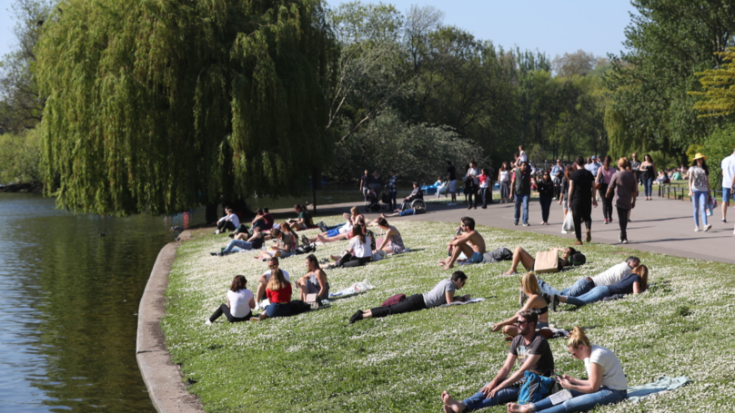 Heatwave Could Last Another 40 Days, According to Folklore