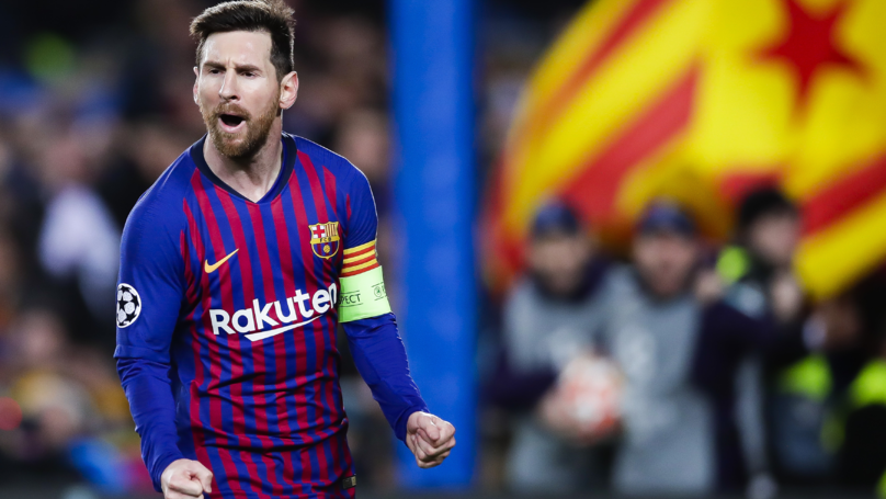 Sports Scientist Analyses Lionel Messi's Incredible Stats For Barcelona