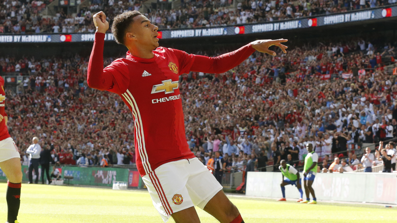 Jesse Lingard Receives Amazing Present From His Biggest Fan 