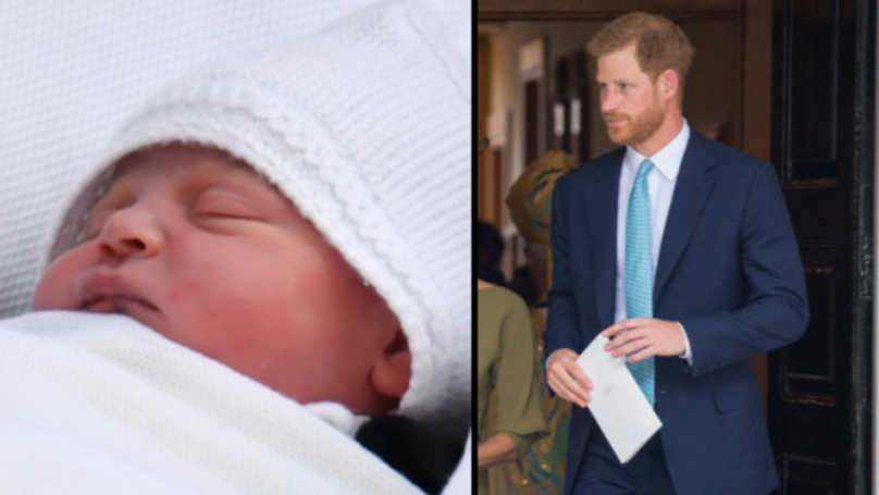 Prince Harry Forks Out £8,000 On Christening Gift For Nephew Prince Louis