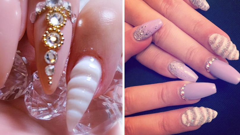 These 3D Unicorn Nails Are Sure To Be A Huge Trend In 2017 - Pretty 52