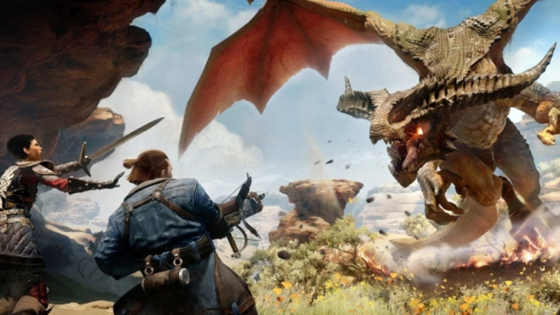 '​Dragon Age 4' Multiplayer Noted In BioWare Job Listing