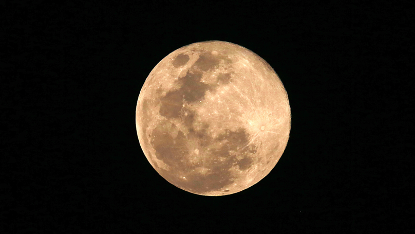 Pink Moon To Be Visible Over UK Tomorrow Night