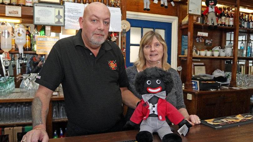 Pub Landlord Refuses To Remove 'Racist' Golliwog Dolls Despite Complaints