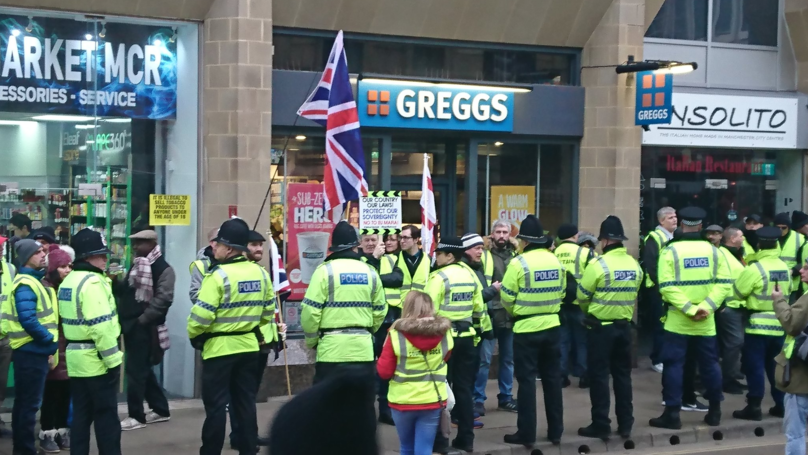 The Truth Behind The 'Vegan Sausage Roll Protest' Outside Greggs