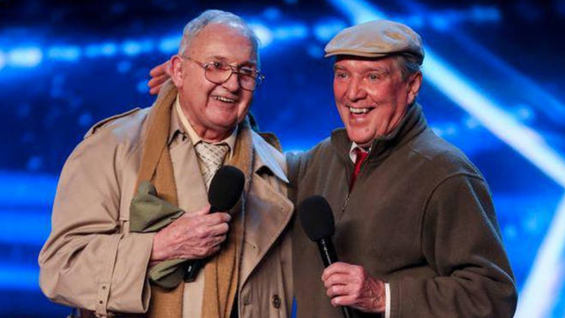 Henry Hall, Britain's Got Talent 2017 Finalist Dies Aged 86