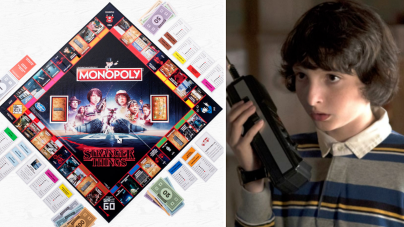 ​Stranger Things Monopoly Is A Real Game