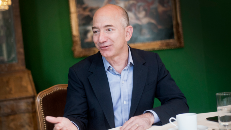 Amazon Becomes Second Company To Hit $1 Trillion After Apple