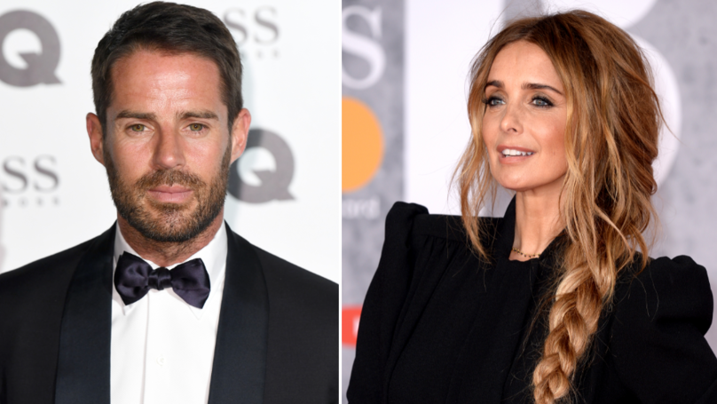 Louise Redknapp Calls Ex-Husband Jamie 'Weird' For Dating Women Who 'Look Like Her'