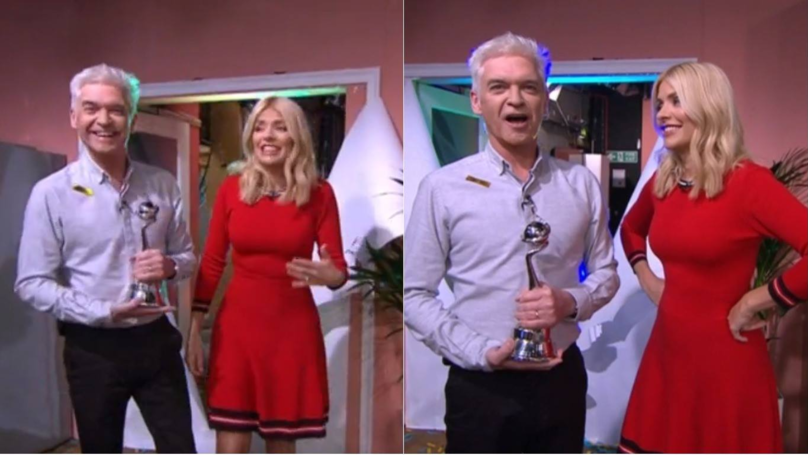 'This Morning' Delayed As Holly And Phil 'Don't Turn Up To Work' After Heavy Night At NTAs